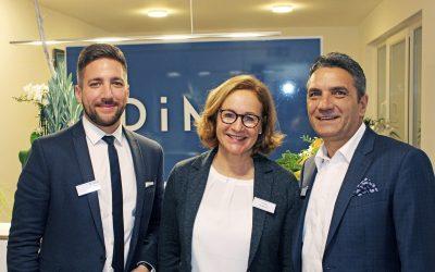 DiMA eröffnet Immobiliencenter 2017
